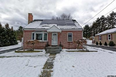 Rensselaer County Single Family Home New: 14 Orchard Rd