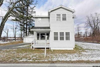 Saratoga County Single Family Home New: 243 Brookwood Rd