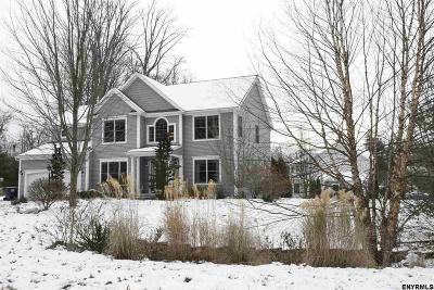 Saratoga County Single Family Home New: 24 Equestrian Way