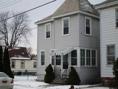 Schenectady County Single Family Home New: 10 Charles St