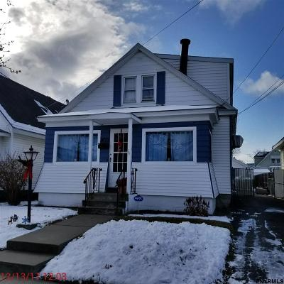 Schenectady County Single Family Home New: 1430 Woolsey Av