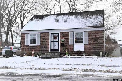 Albany County Single Family Home New: 5 Campbell Dr