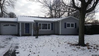 Colonie Single Family Home New: 29 Hunting Rd