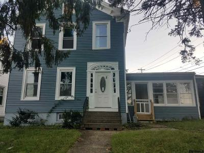Troy Single Family Home Back On Market: 2 Grant Av