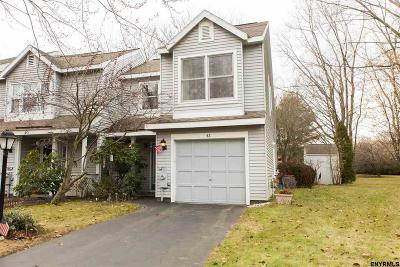 Saratoga County Single Family Home For Sale: 42 Stoney Creek Dr