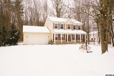 Wilton Single Family Home For Sale: 3 Thistle Rd