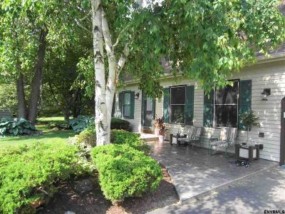 Guilderland Single Family Home For Sale: 627 Timberside Ct
