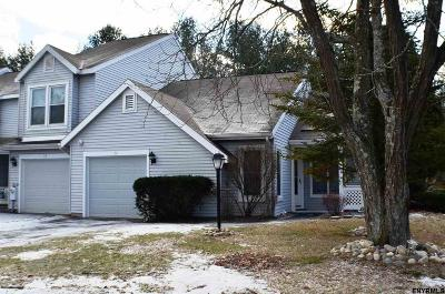 Saratoga County Single Family Home For Sale: 11 Cobble Ct