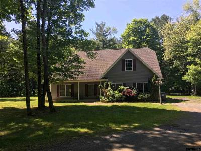 Rensselaer County Single Family Home For Sale: 12 Lincoln Av