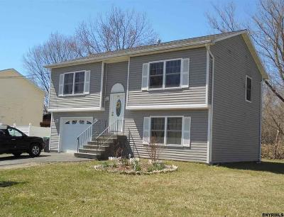 Watervliet Single Family Home For Sale: 1410 Vine St