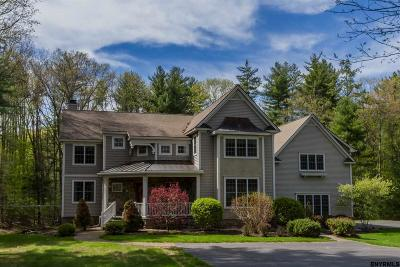 Saratoga County Single Family Home For Sale: 5 Cherry Tree La