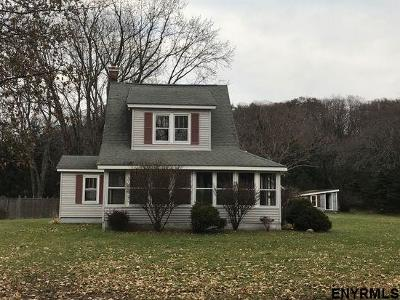 Colonie Single Family Home For Sale: 83 Dunsbach Ferry Rd