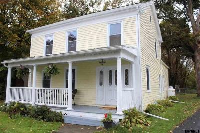 Poestenkill Single Family Home For Sale: 23 Main St