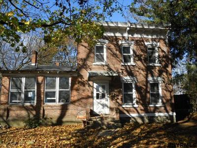 Saratoga County Single Family Home For Sale: 105 Green St