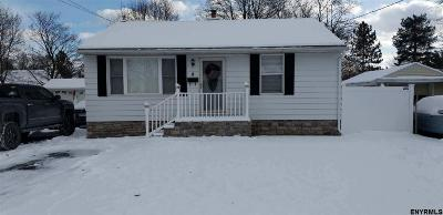 Colonie Single Family Home For Sale: 8 Warmington St