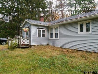 East Greenbush Single Family Home For Sale: 432 Luther Rd