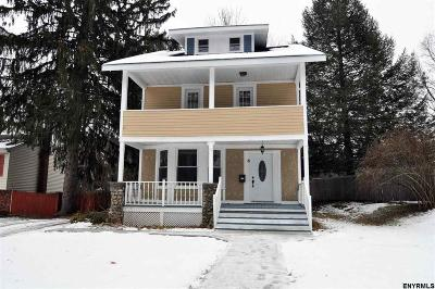 Single Family Home Sold: 6 Middlesex Rd