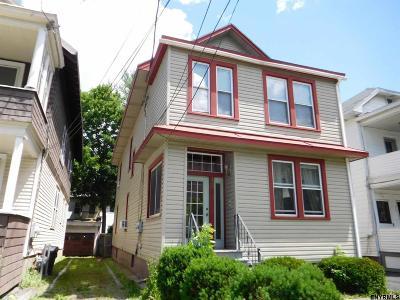 Albany Two Family Home For Sale: 455 Myrtle Av