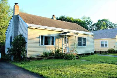South Glens Falls Single Family Home For Sale: 15 Catherine St