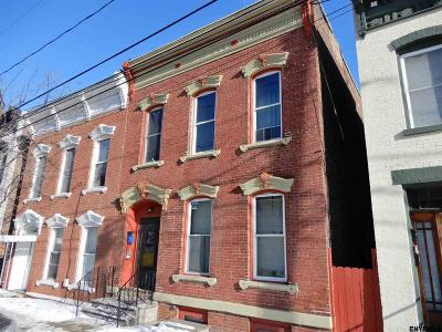 Troy Two Family Home For Sale: 474 First St