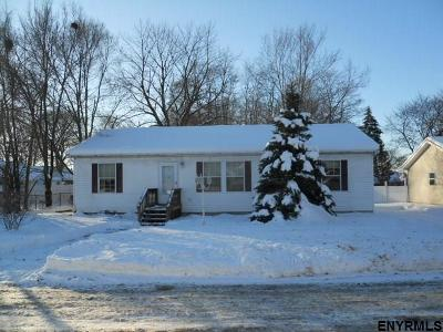 South Glens Falls Single Family Home For Sale: 28 Catherine St