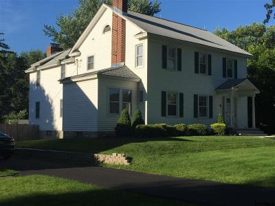 Niskayuna Single Family Home For Sale: 2349 Barcelona Rd