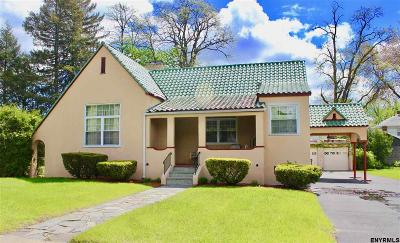 Albany Single Family Home For Sale: 19 Rosemont St
