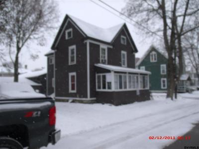 Fort Plain Single Family Home For Sale: 66 Center St