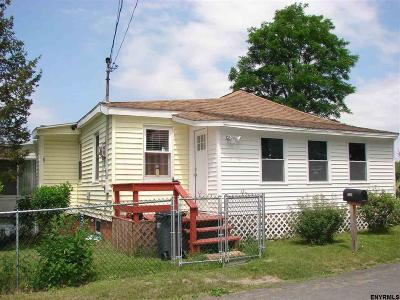 Single Family Home For Sale: 1249 River Rd