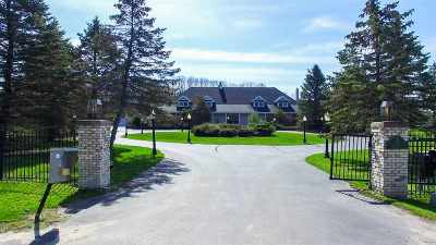 Amsterdam NY Single Family Home For Sale: $1,000,000