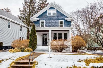 Schenectady Single Family Home For Sale: 748 Central Pkwy