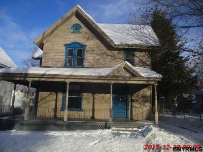 Gloversville NY Multi Family Home For Sale: $27,500