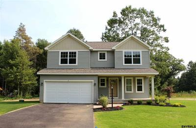 Wilton Single Family Home For Sale: Lot #4 Ushu Ct