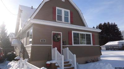 Amsterdam NY Single Family Home For Sale: $159,900