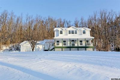Guilderland Single Family Home For Sale: 5939 Johnston Rd