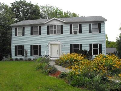 Albany County Single Family Home For Sale: 187 Bender La