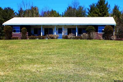 Rensselaer Single Family Home For Sale: 317 Edwards Hill Rd