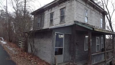Fort Plain Single Family Home For Sale: Reid St