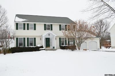 Colonie Single Family Home For Sale: 5 Larkspur Dr