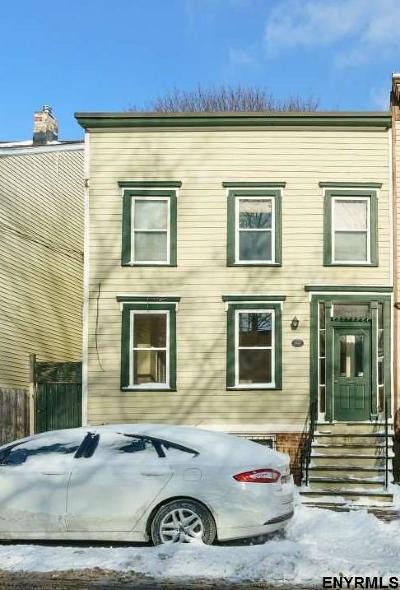 Albany Multi Family Home For Sale: 27 Bleecker Pl