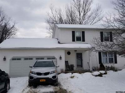 Saratoga County Single Family Home For Sale: 68 Colonial Rd
