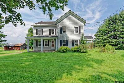 Benson, Broadalbin, Day, Edinburg, Hadley, Hope, Mayfield, Mayfield Tov, Northampton Tov, Northville, Providence Single Family Home For Sale: 435 Stevers Mills Rd