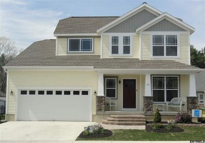 Wilton Single Family Home For Sale: Lot #9 Ushu Ct