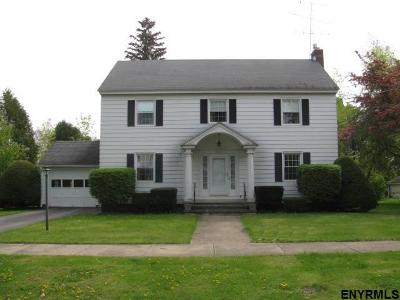 Johnstown Single Family Home For Sale: 502 South William St