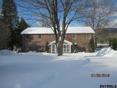 Single Family Home For Sale: 13 Hayslette Dr