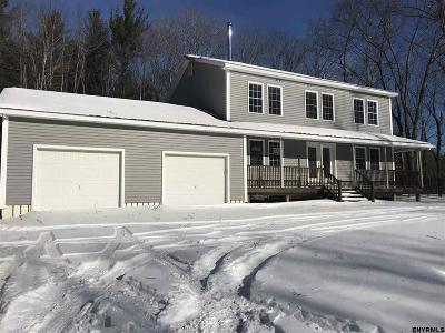 Glenville Single Family Home For Sale: 616 Waters Rd