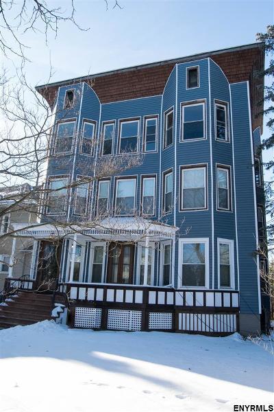Albany Multi Family Home For Sale: 800 Madison Av