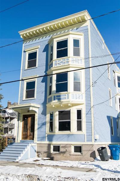 Albany Multi Family Home For Sale: 441 Yates St