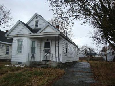 Schenectady Single Family Home For Sale: 1624 Hawthorne St