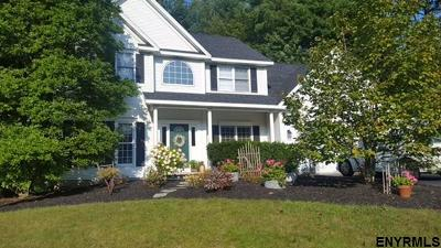 Guilderland Single Family Home For Sale: 6227 Empire Av